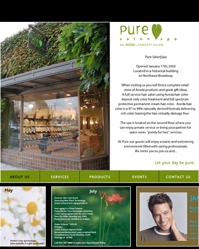 Pure Salon | Spa